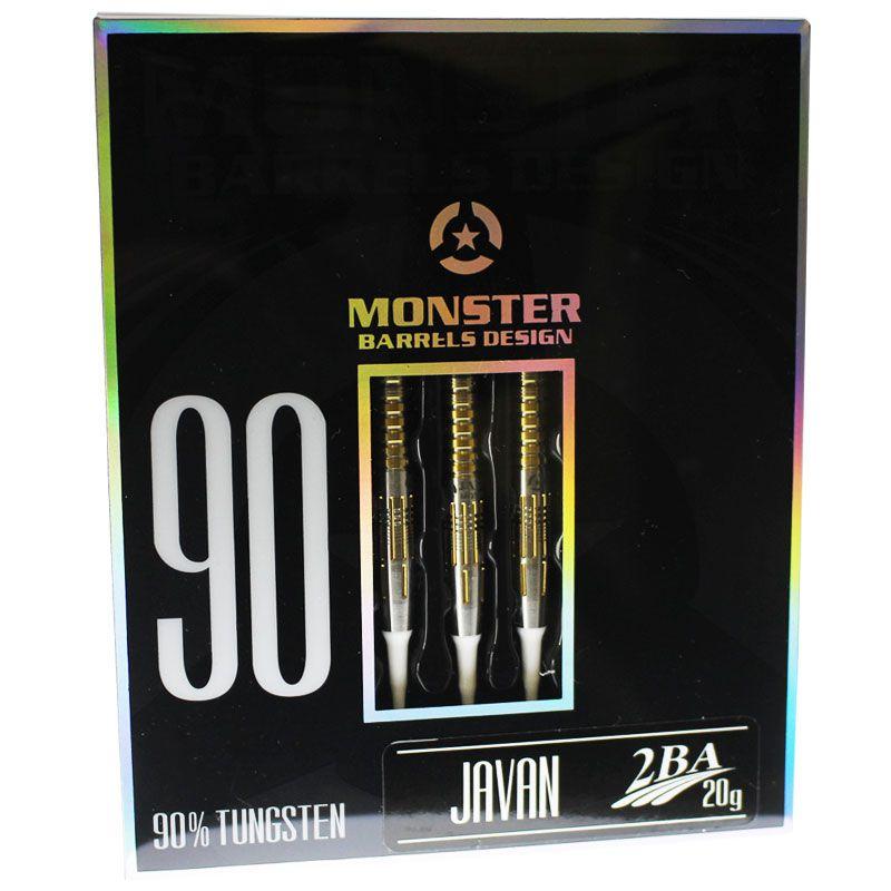 【Monster】JAVAN ゴールド マサルイ ヘディウォン ダブルネームシグネチャー モンスター ソフトダーツ