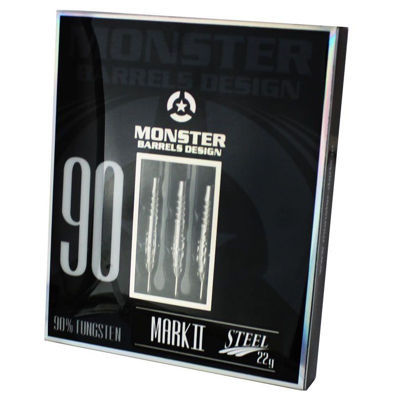 アウトレットセール!30%OFF!!【Monster】 MARK2REMAKE モンスターダーツ マークツーリメイク STEEL ハードダーツ