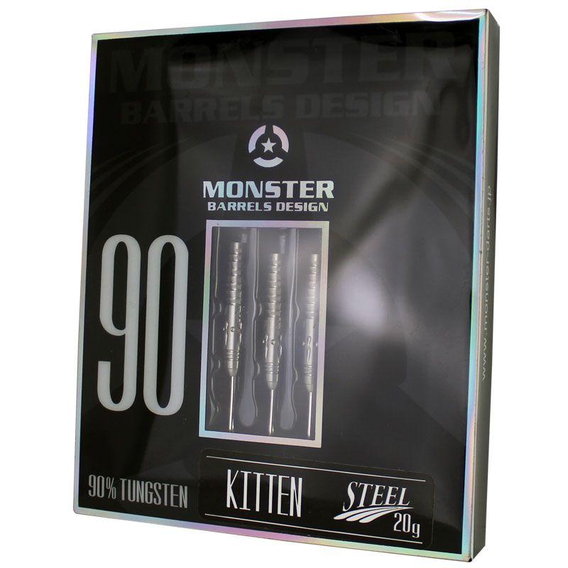 アウトレットセール!30%OFF!!【Monster】モンスターダーツ森田真結子(まよんぬ)モデル KITTEN キトゥンSTEEL