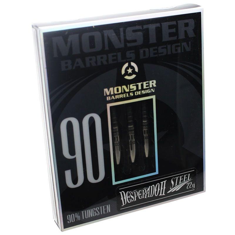【Monster】デスペラード2 STEEL 粕谷晋 モンスター ダーツ ハード バレル