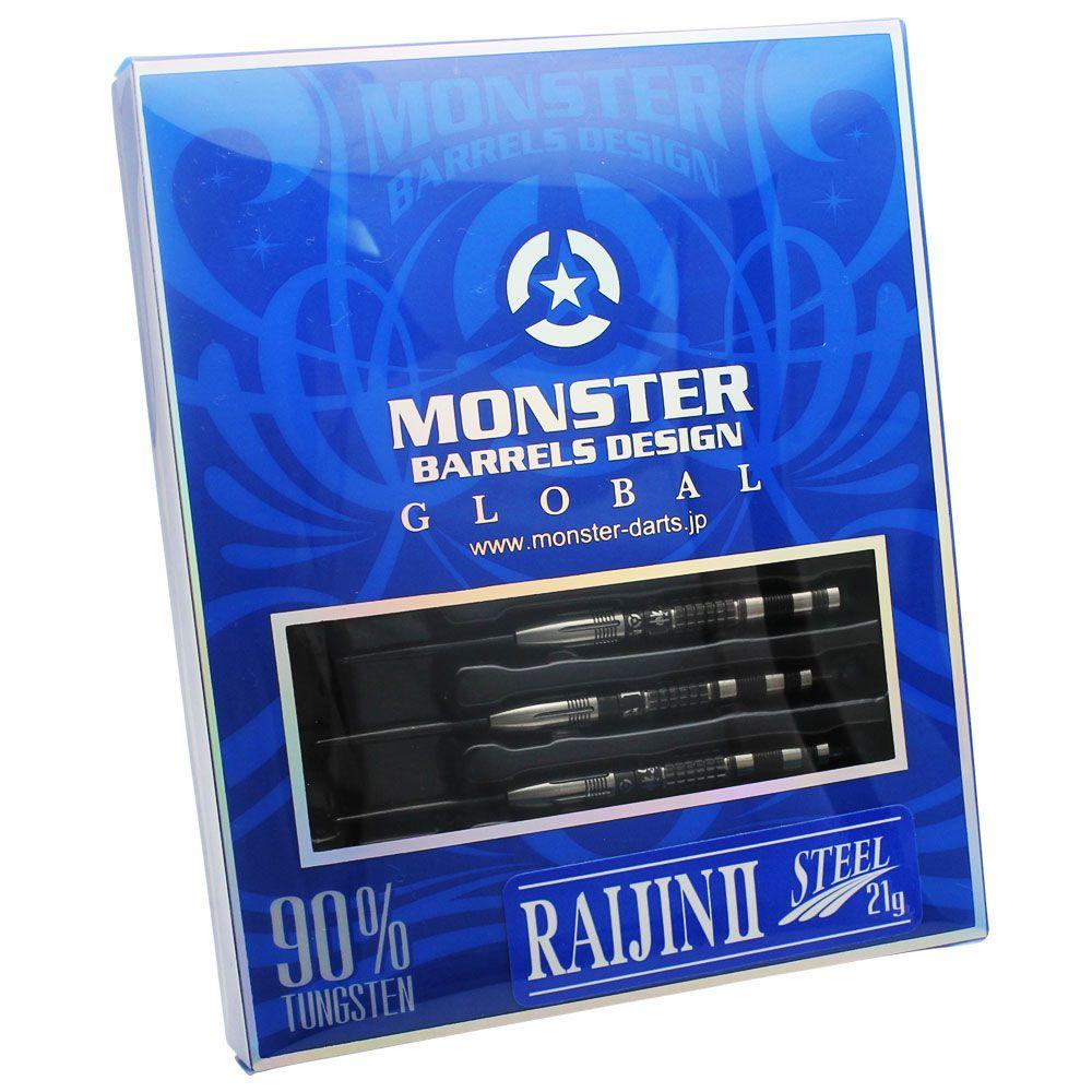 【Monster】RAIJIN2 STEEL モンスター 雷神2 スティール ダーツ