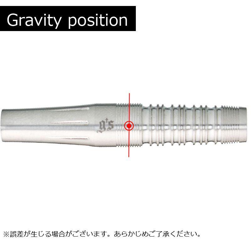【G's】 MARVELOUS3 ジーズダーツ マーベラス3 江口祐司(えぐちょ)モデル