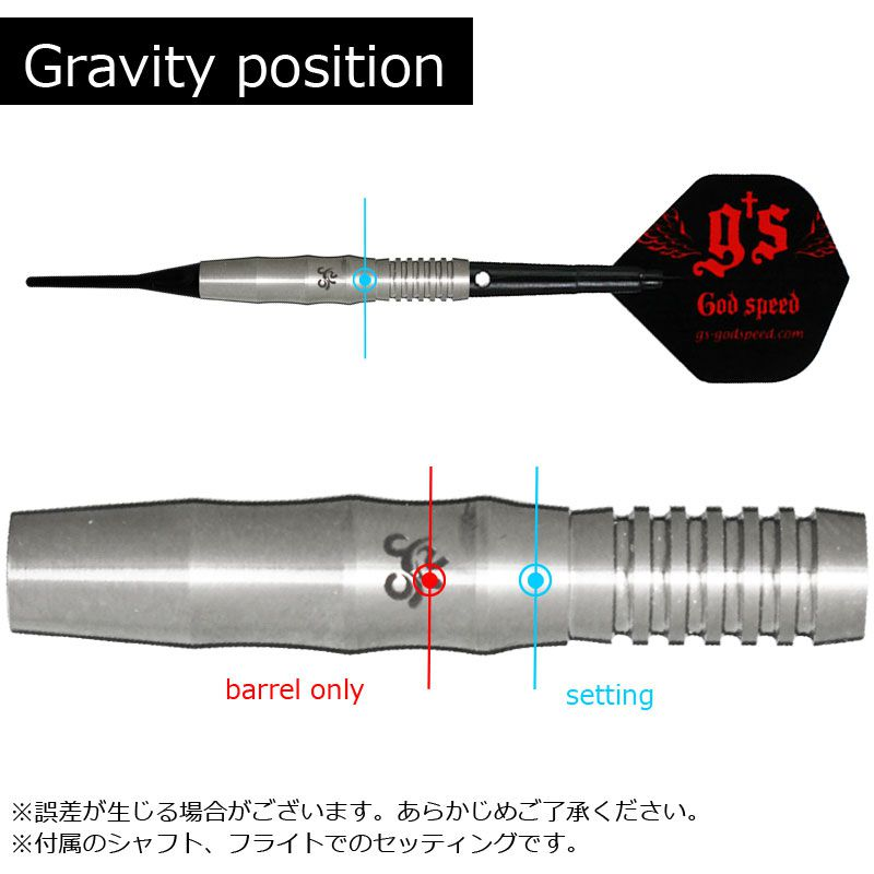 【G's】 MARVELOUS ULTIMATE ジーズ ソフトダーツ マーベラスアルティメット 江口裕司×KTM