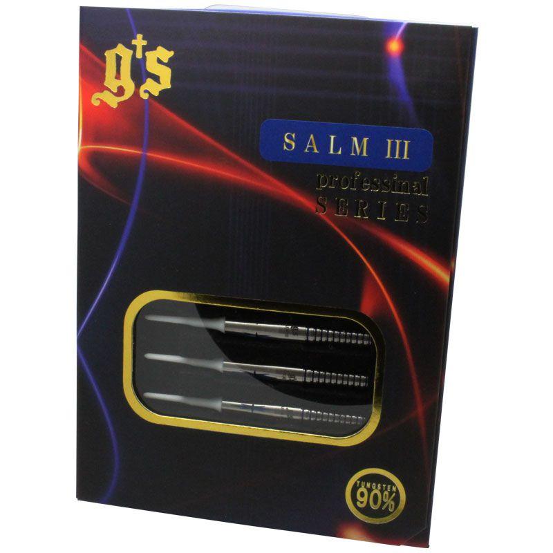 【G's】SALM3 サルム3 風間佑太選手モデル ジーズダーツ ソフトダーツバレル
