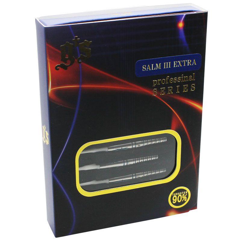 【G's】 SALM3 サルム3 EXTRA ジーズダーツ サルム3エクストラ 風間佑太選手モデル ソフトダーツ バレル
