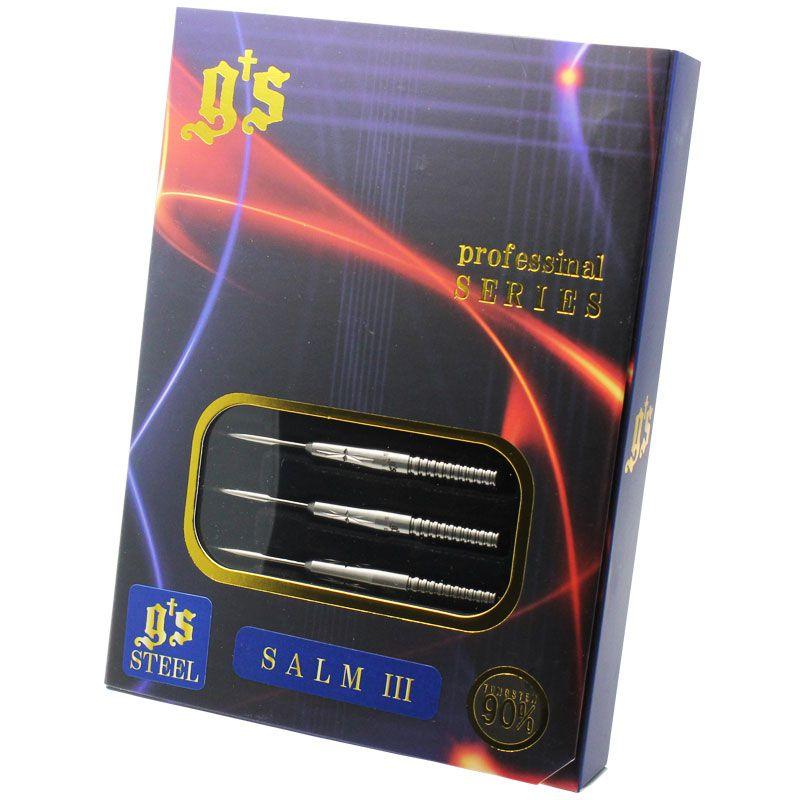 【G's】 SALM3 STEEL ジーズダーツ スティール ハードダーツ タングステン バレル サルム3 風間佑太選手モデル