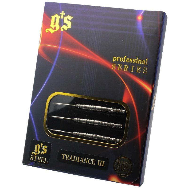 【G's】TRADIANCE3 STEEL ジーズダーツ スティール ハードダーツ タングステン バレル トラディエンス3 柿崎耀選手モデル