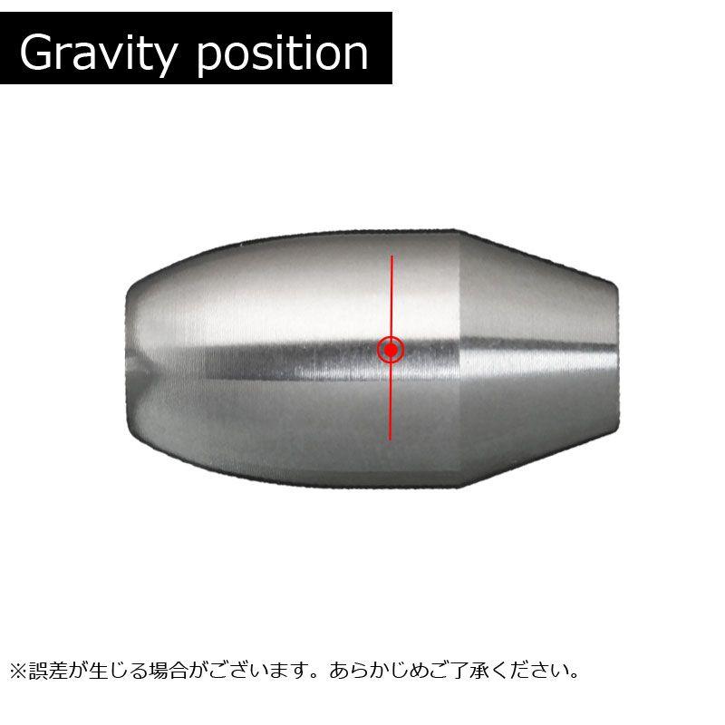 【S4】ソフトダーツ インパクト エスフォー Impact 超ショート&ノーグルーブダーツ