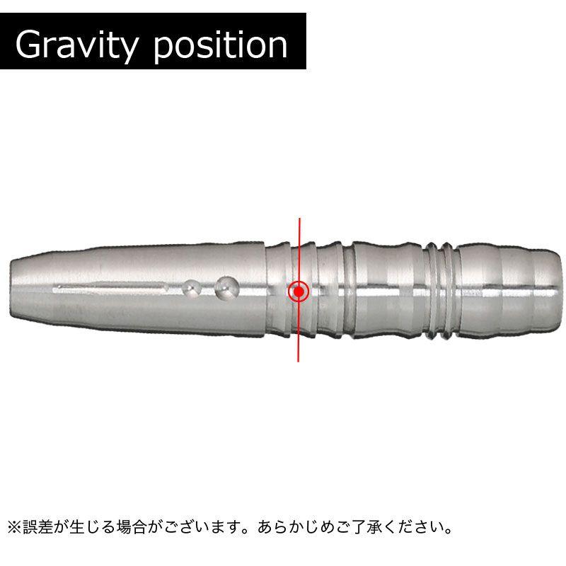 【S4】 ヘビーオリオン No.5 エスフォー タングステンバレル ソフトダーツ 23g