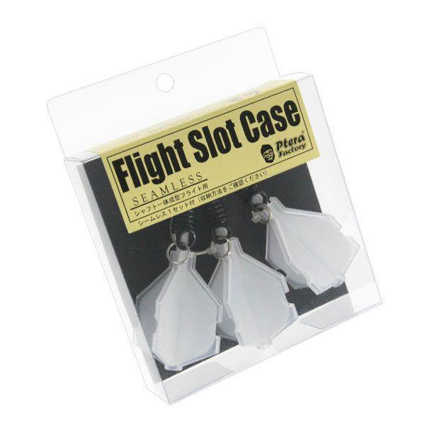 【EDGE】 フライトスロットケース シームレス ホワイト