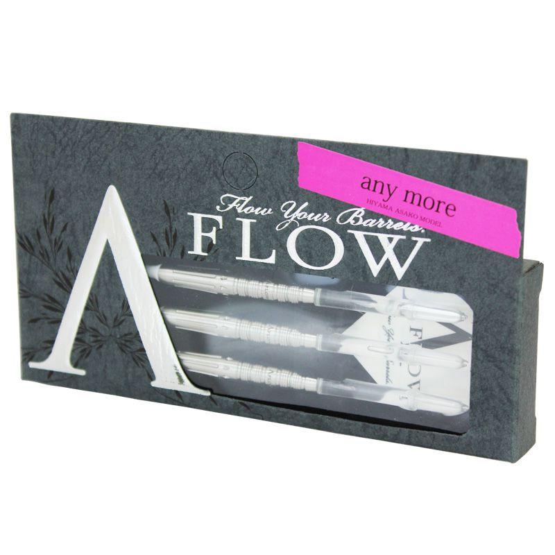 【A-FLOW】ダイナスティダーツ エーフロウ BLACK LINE anymore ASAKOモデル