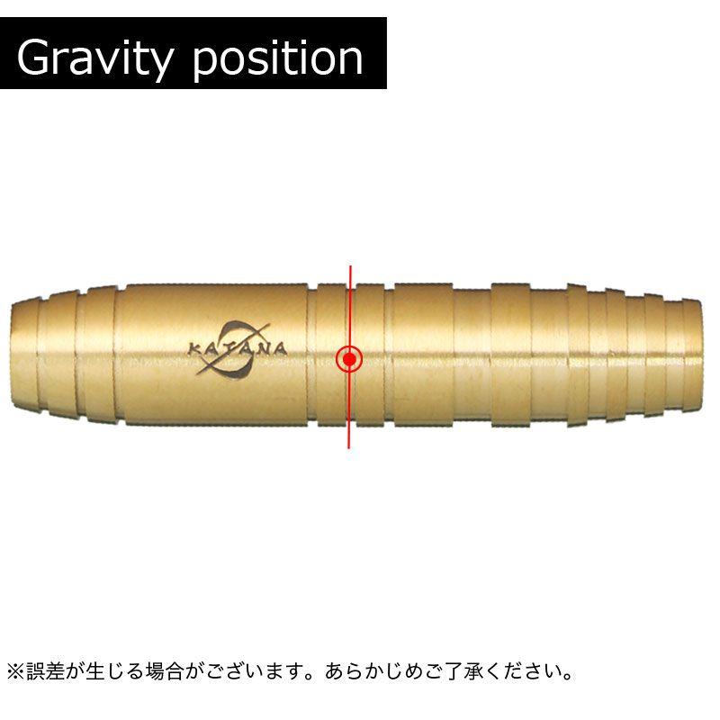 【KATANA】極み ZIPANGU 皇海 Sukai ダイナスティ ソフトダーツ カタナシリーズ タングステンダーツバレル