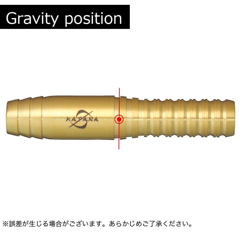 【KATANA】極み ZIPANGU 聖 Hijiri ダイナスティ ソフトダーツ カタナシリーズ タングステンダーツバレル