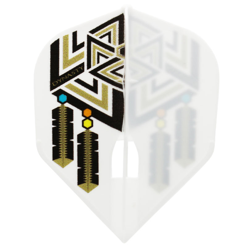 【Dynasty】FlightL NOBU ダイナスティ×フライトエル 山本信博 L3(スモール) シェイプ ホワイトベース