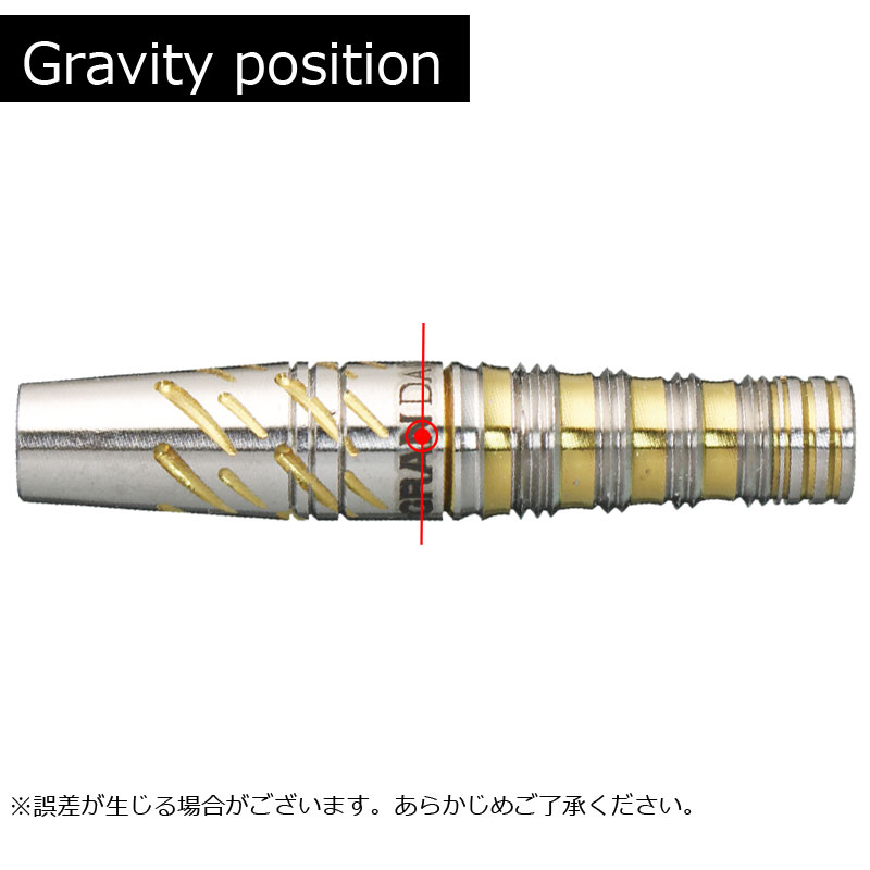 【GRAN】 BARREL NEOSeries グランダーツ ソフトダーツ ネオシリーズ K-01