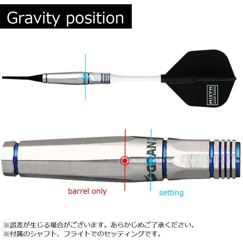 【GRAN】 BARREL NEOSeries グランダーツ ソフトダーツ ネオシリーズ R-02
