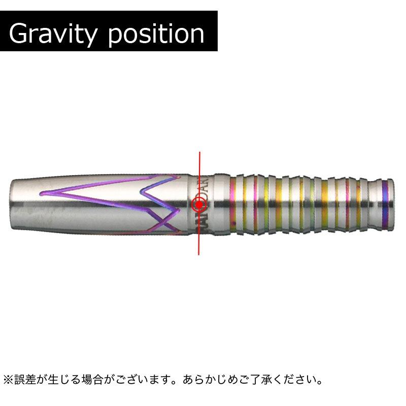 【GRAN】 BARREL NEOSeries A-09 グランダーツ ソフトダーツ バレル ネオシリーズ