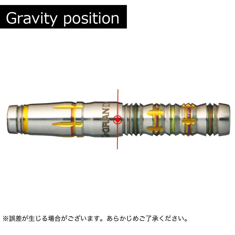 【GRAN】 BARREL NEOSeries A-10 グランダーツ ソフトダーツ バレル ネオシリーズ