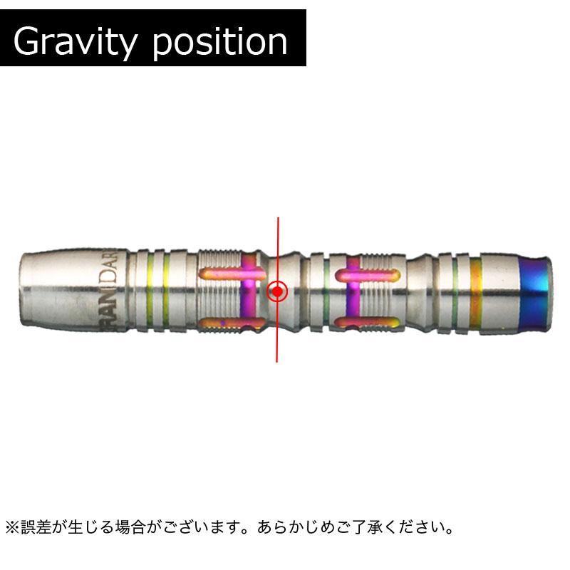 【GRAN】 BARREL NEOSeries A-11 グランダーツ ソフトダーツ バレル ネオシリーズ