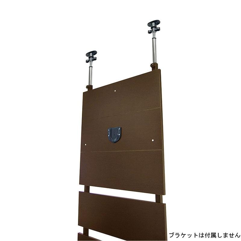 【GRAN】 DARTSBOARD STAND リニューアルモデル TypeB グラン インテリアダーツボードスタンド 突っ張りタイプ Dブラウンカラー