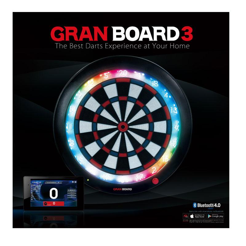 【Gran】 GRAN BOARD3 ブルー グランダーツ グランボード3
