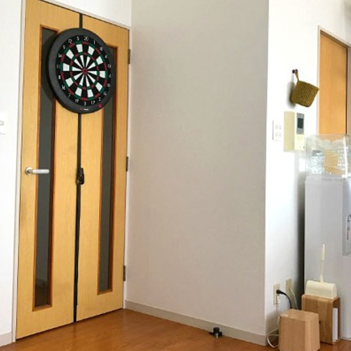 【Gran】グランダーツベルト Gran darts Belt ベルトが付けばどこでもOK! ダーツボード取り付け器具