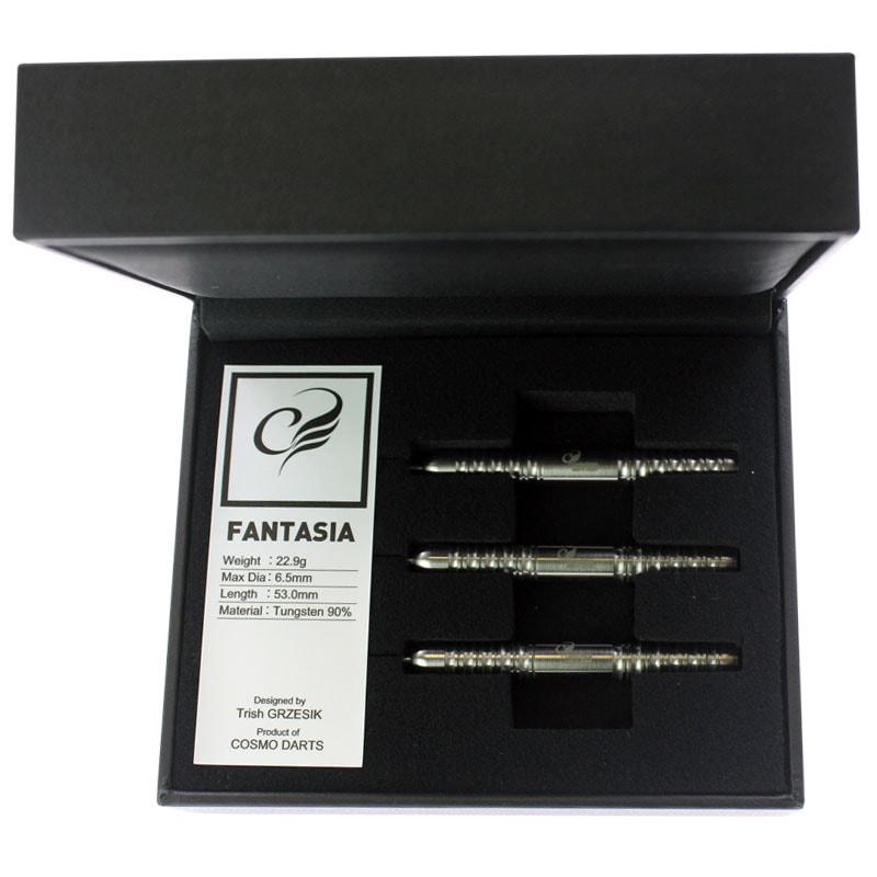 アウトレットセール!30%OFF!!【Cosmodarts】コスモダーツ スティール(ハード)ダーツ Fantasia STEEL ファンタジア
