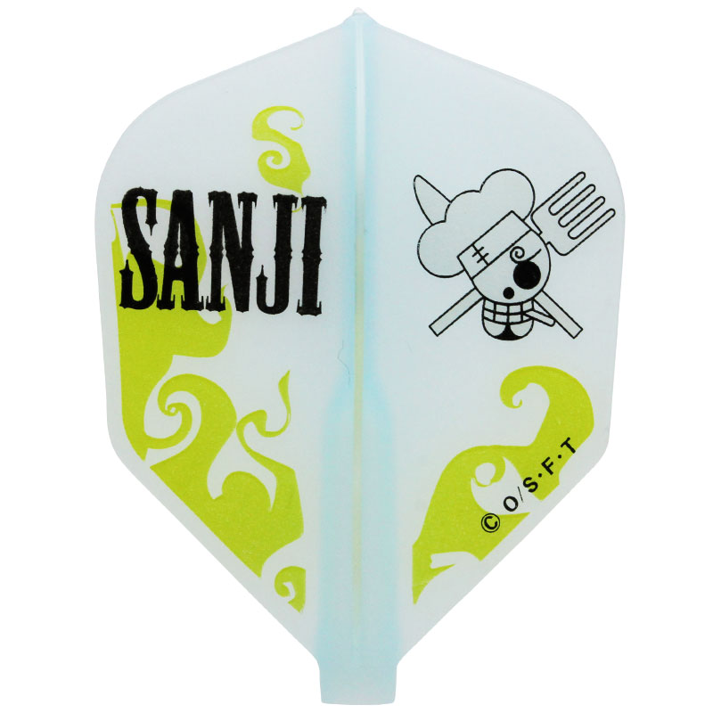 【FitFlight】 ONE PIECE  サンジ海賊旗 フィットフライト×ワンピース コラボデザインフライト シェイプ