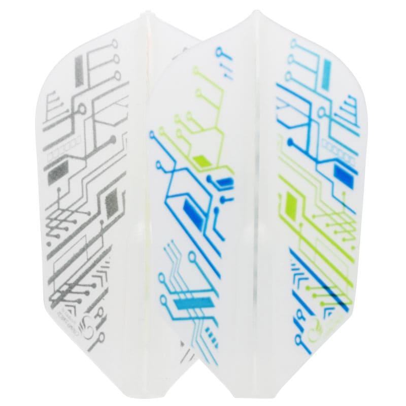 【Fit】Jayson Barlow2 スリム フィットフライト プレイヤーデザイン ジェイソン・バーロー ダーツ用