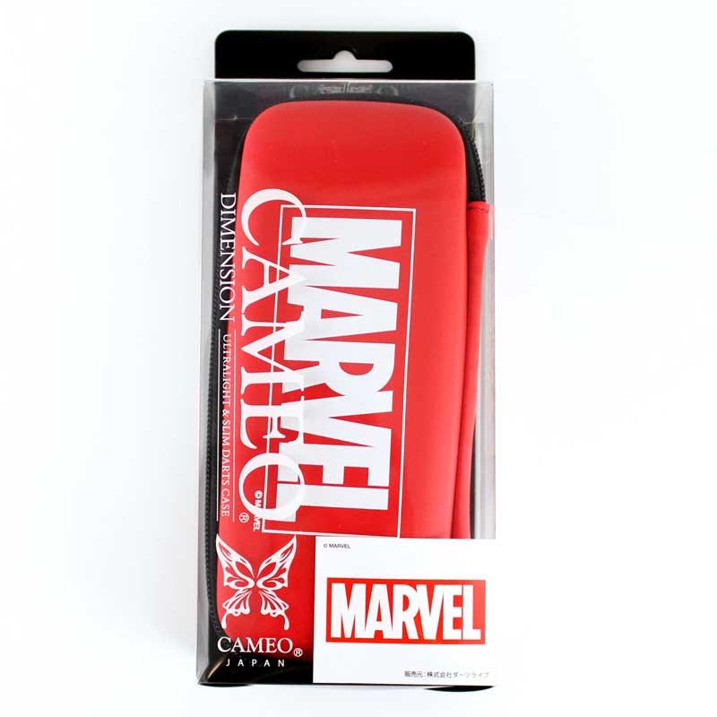 【MARVEL】darts case  MARVEL マーベル コラボダーツケース マーベルロゴデザイン