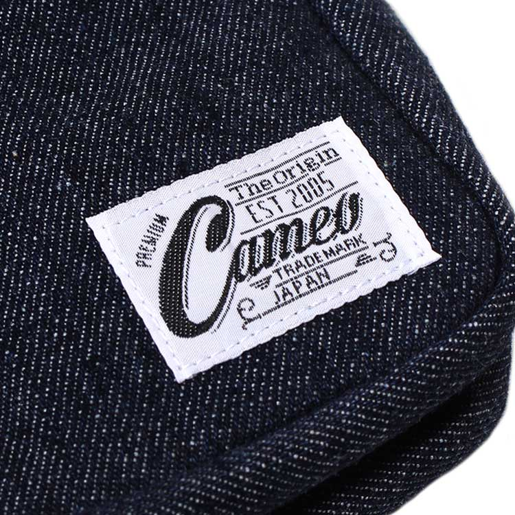 【CAMEO】DENBER INDIGO CAMO カメオ デンバー ダーツケース ドロップスリーブ付属 インディゴカモ