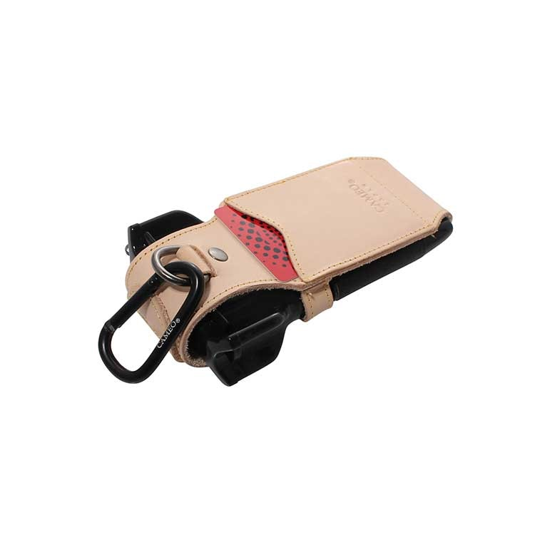 【CAMEO】SCRIPT ブラック カメオ ダーツケース 本革製 スクリプト ダーツ用