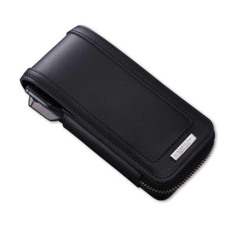 【CAMEO】SARTRIA ブラック カメオ ダーツケース サルトリア 本革使用 高級ドロップインダーツケース