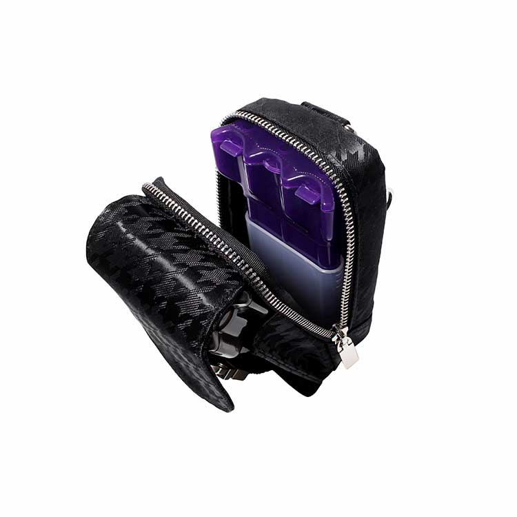 【CAMEO】EXTRA HOUNDSTOOTH BLACK カメオ ダーツケース エクストラ ドロップスリーブ2個付属