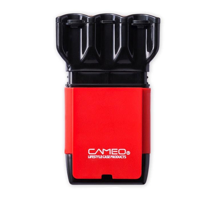 【CAMEO】 ダーツケース DRESS SLEEVE PLUS レッド カメオ ドレススリーブプラス ダーツ収納ケース