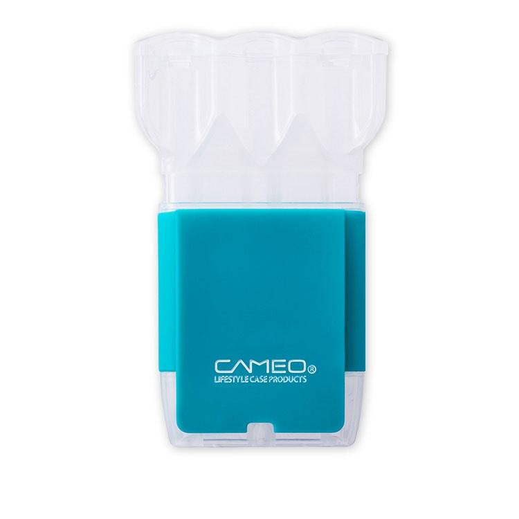 【CAMEO】 ダーツケース DRESS SLEEVE PLUS アクア カメオ ドレススリーブプラス ダーツ収納ケース
