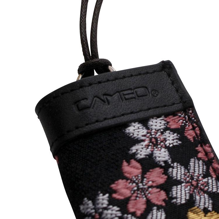 【CAMEO】WALKER LEATHER ブラウン カメオ ウォーカー レザー 本革製 首かけダーツケース