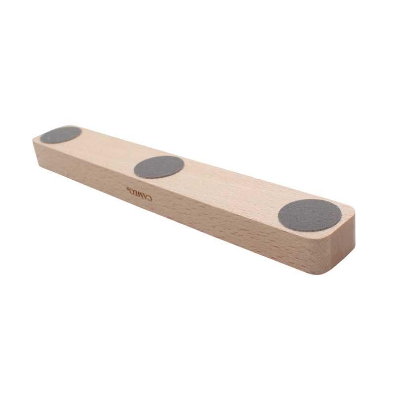 【CAMEO】 トリプルウッドスタンド 卓上ディスプレイ ダーツスタンド 天然木材