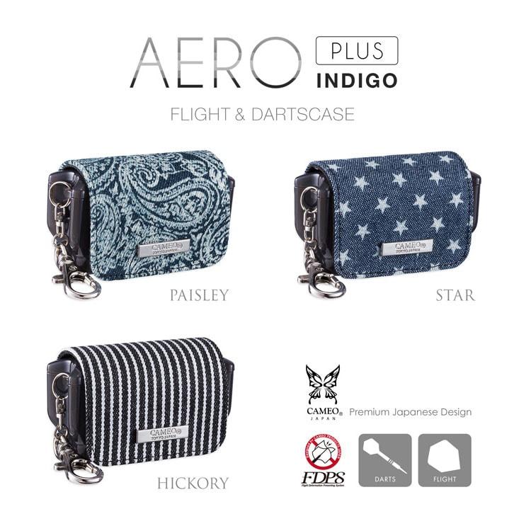 【CAMEO】 カメオ フライトケース AEROPLUS INDIGO エアロプラス インディゴシリーズ
