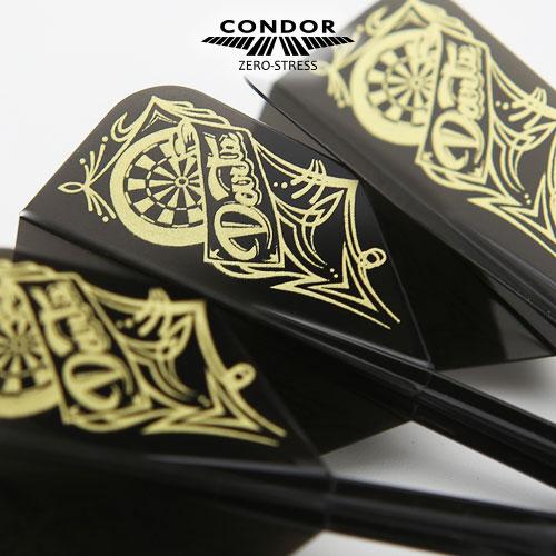 【CONDOR】 Darts Board コンドルフライト シェイプ(スモール)