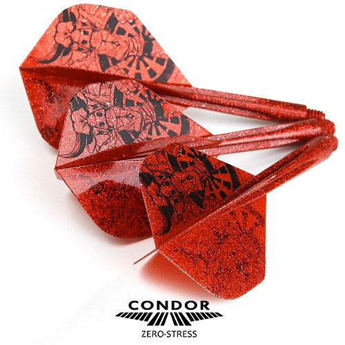 【CONDOR】コンドルJames ブーバルス スタンダード ダーツ フライト