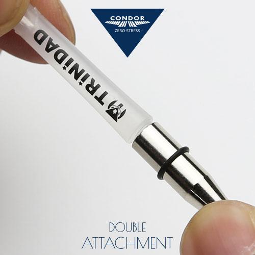 【CONDOR】DOUBLE ATTACHMENT コンドル ダブルアタッチメント ダーツ用ツール