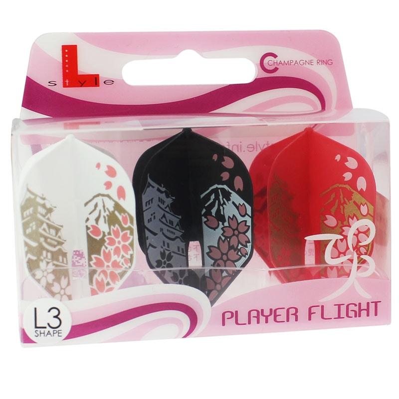 【FlightL】 フライトエル清水希世 ver.2 シャンパンリング対応 シェイプ