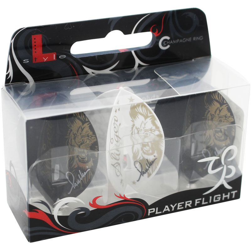 【FlightL】Paul Lim フライトエルプレイヤーモデル ポールリム バージョン1 カラーミックス ティアドロップ L2