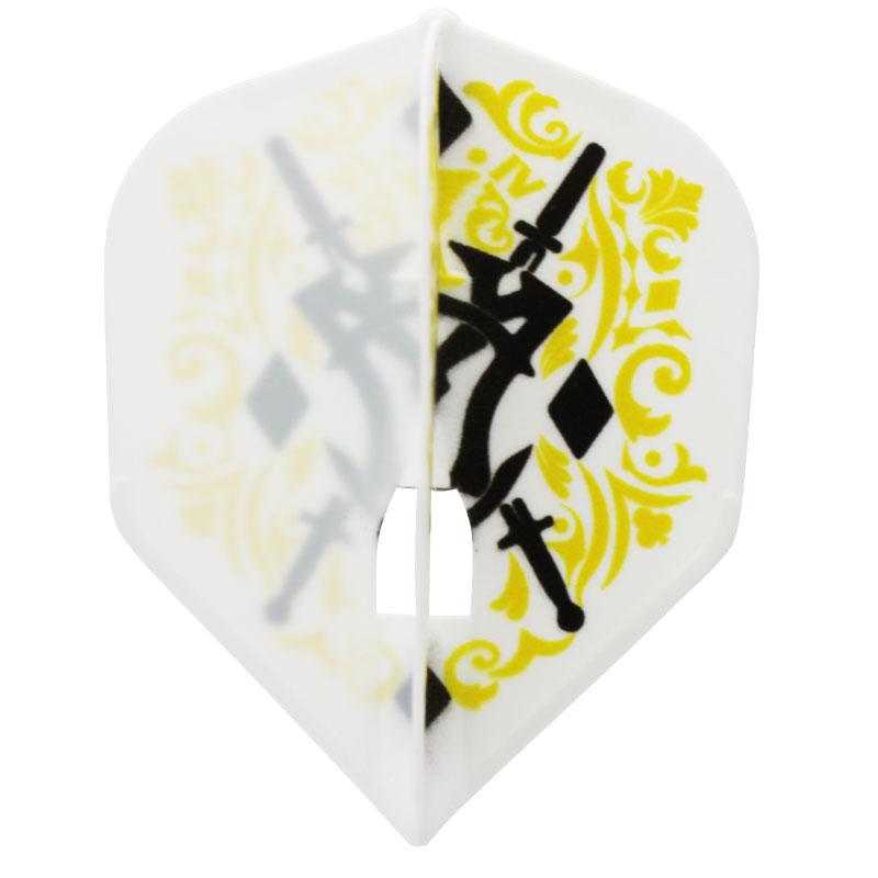 【FlightL】フライトエル×プロプレイヤー知野真澄 Masumi ver.1 L3 スモール(シェイプ) シャンパンリング対応 ホワイトベース