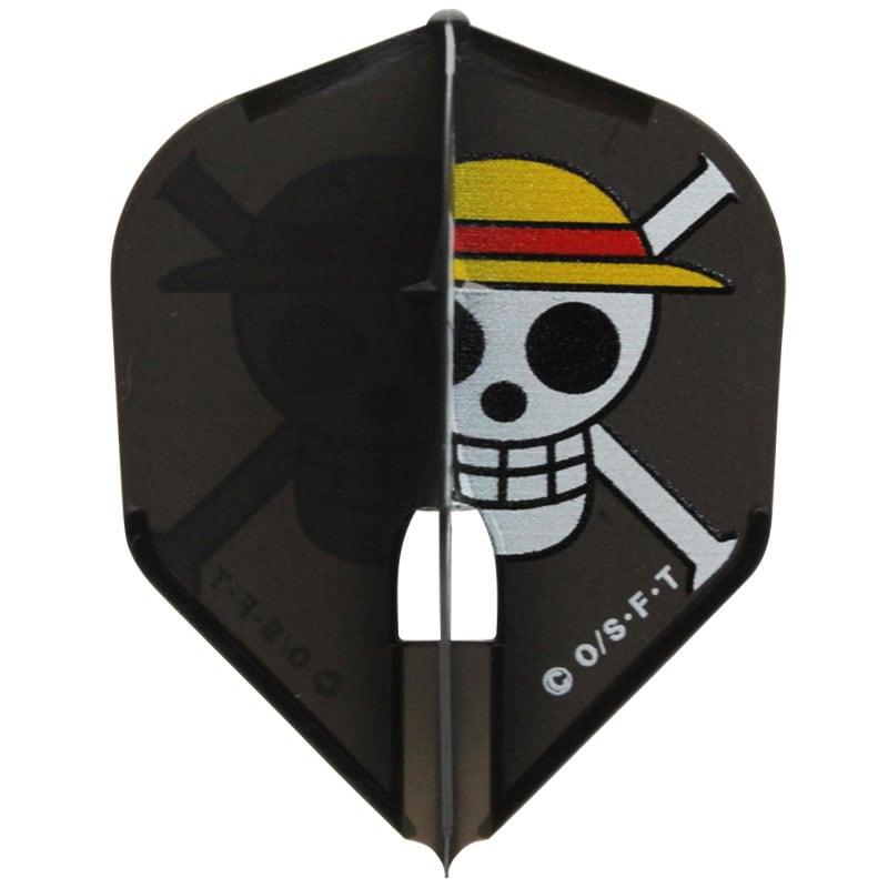 【FlightL】 ONE PIECE L3 海賊旗ルフィ ブラックベース フライトエル シャンパンリング対応 ワンピースコラボ シェイプ