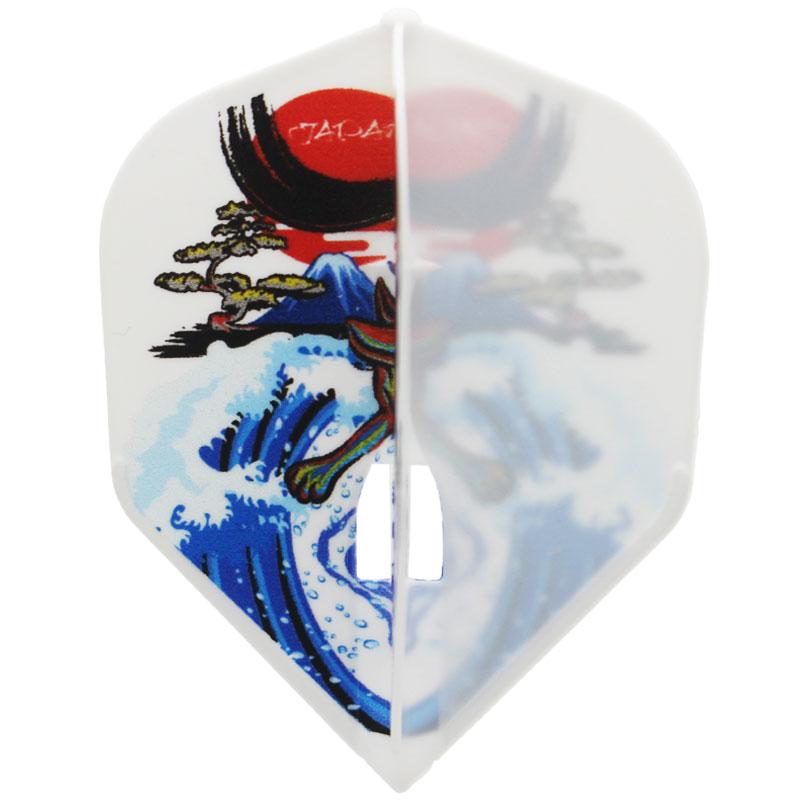 【FlightL】村松 治樹ver4 L3 スモール シャンパンリング対応 MIXカラー ホワイト&ネイビーブルー HAL ハル フライトエル×プロプレイヤー
