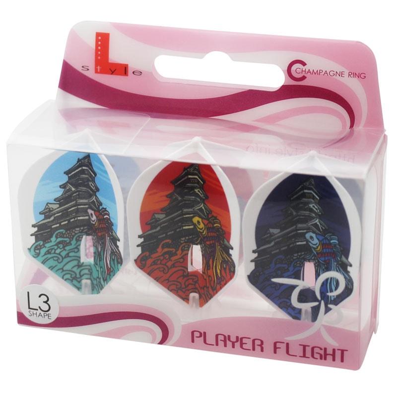 【FlightL】L-Flight PRO 清水希世 ver3 L3 シャンパンリング対応 ホワイトベース フライトエル