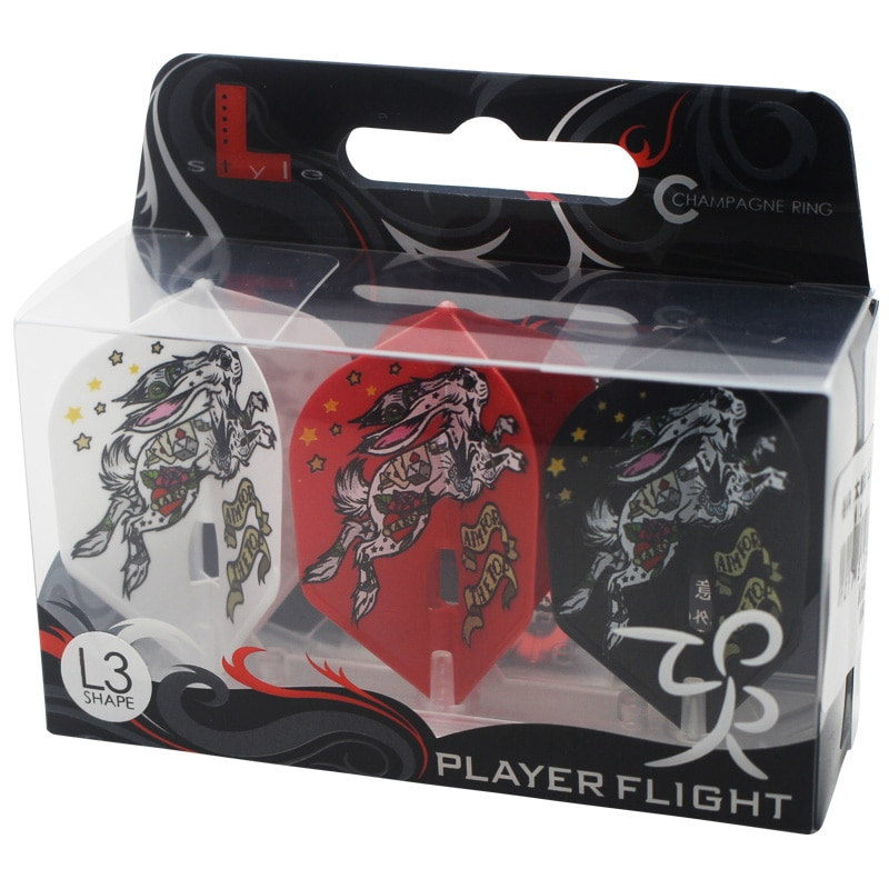 【FlightL】フライトエル 谷内 太郎 ver5 L3 スモール シェイプシャンパンリング対応 ミックス
