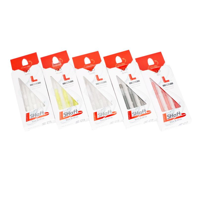 【L-style】L-SHaft SPIN エルシャフト スピンストレート ダーツ用シャフト